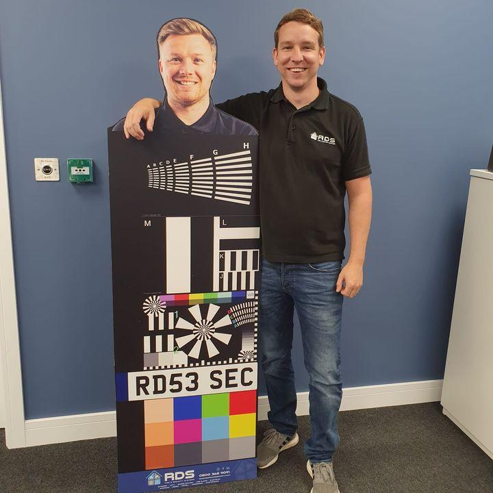 Our managing director Dave was so excited to introduce us…